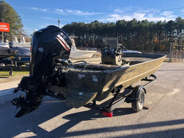 2021 Tracker Boats boat for sale, model of the boat is 2072 CC & Image # 3 of 26