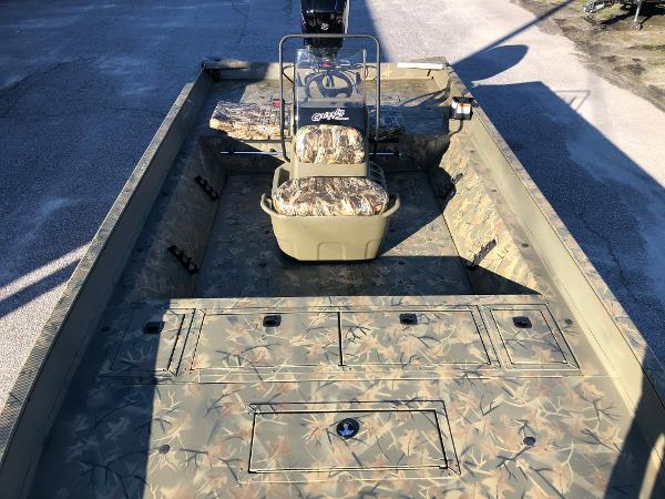 2021 Tracker Boats boat for sale, model of the boat is 2072 CC & Image # 10 of 26