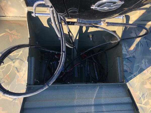 2021 Tracker Boats boat for sale, model of the boat is 2072 CC & Image # 25 of 26