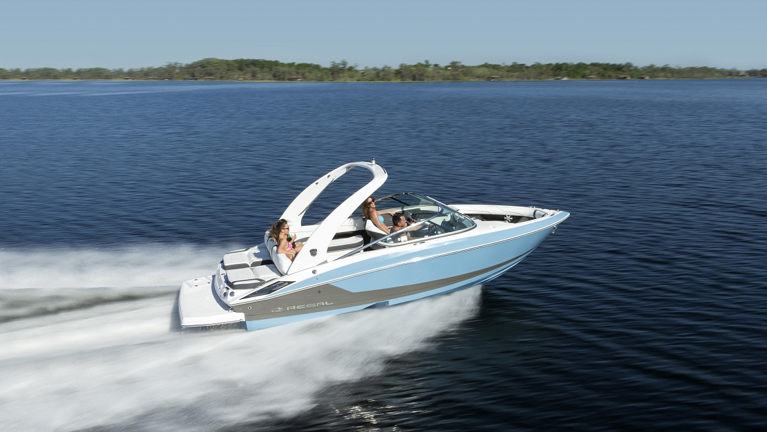 2020 Regal BOWRIDER 2300