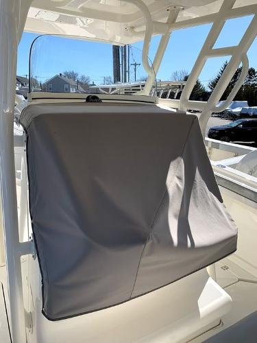 2019 Mako boat for sale, model of the boat is 334 CC Sportfish Edition & Image # 31 of 35