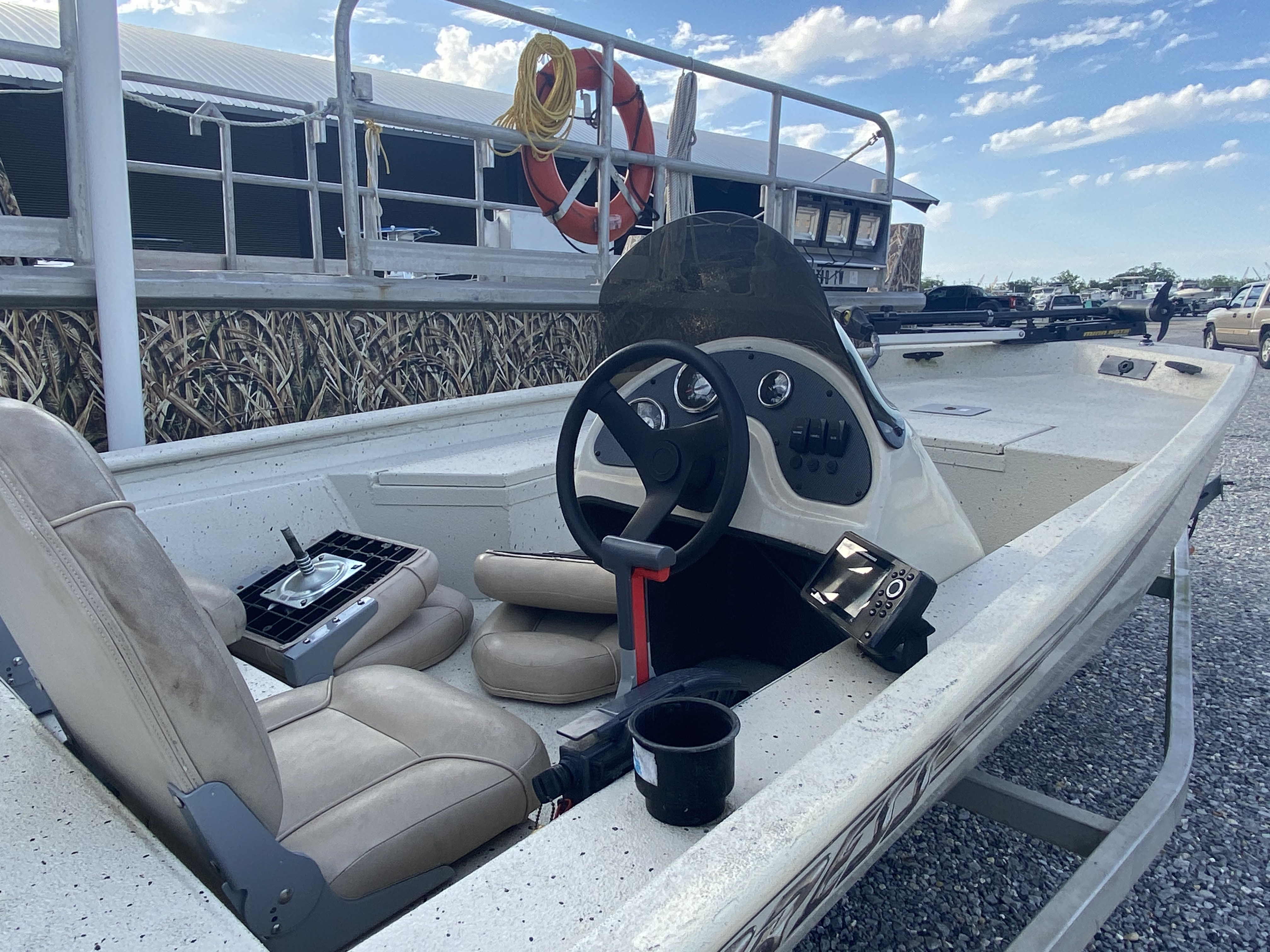 2014 Xpress boat for sale, model of the boat is 18 cc & Image # 5 of 6
