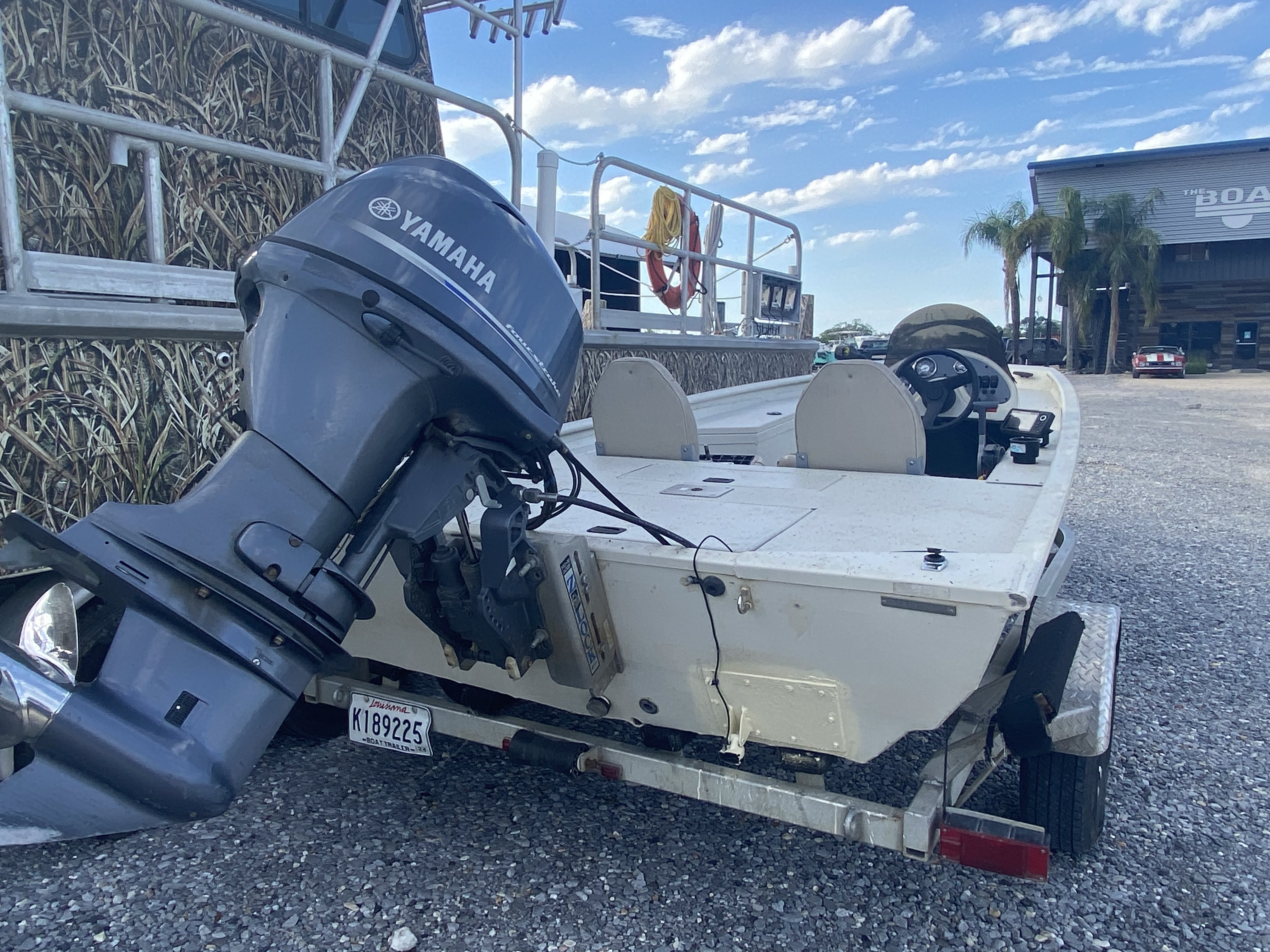 2014 Xpress boat for sale, model of the boat is 18 cc & Image # 6 of 6