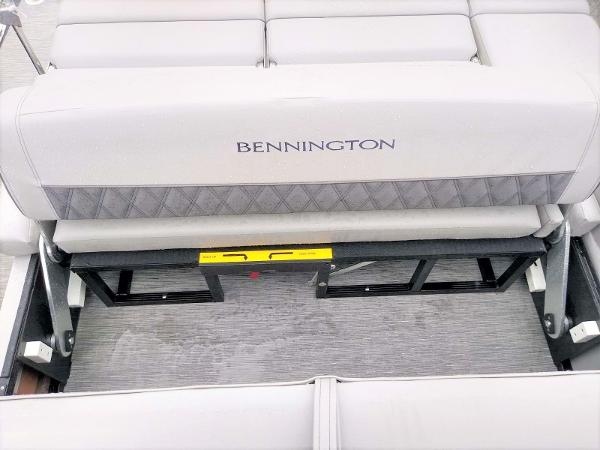 2020 Bennington boat for sale, model of the boat is 23 RSB & Image # 20 of 27