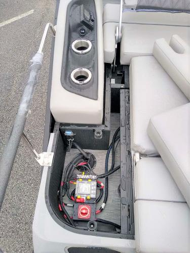 2020 Bennington boat for sale, model of the boat is 23 RSB & Image # 24 of 27