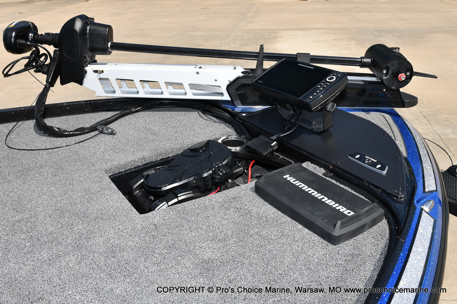 2021 Nitro boat for sale, model of the boat is Z20 PRO PACKAGE & Image # 38 of 50