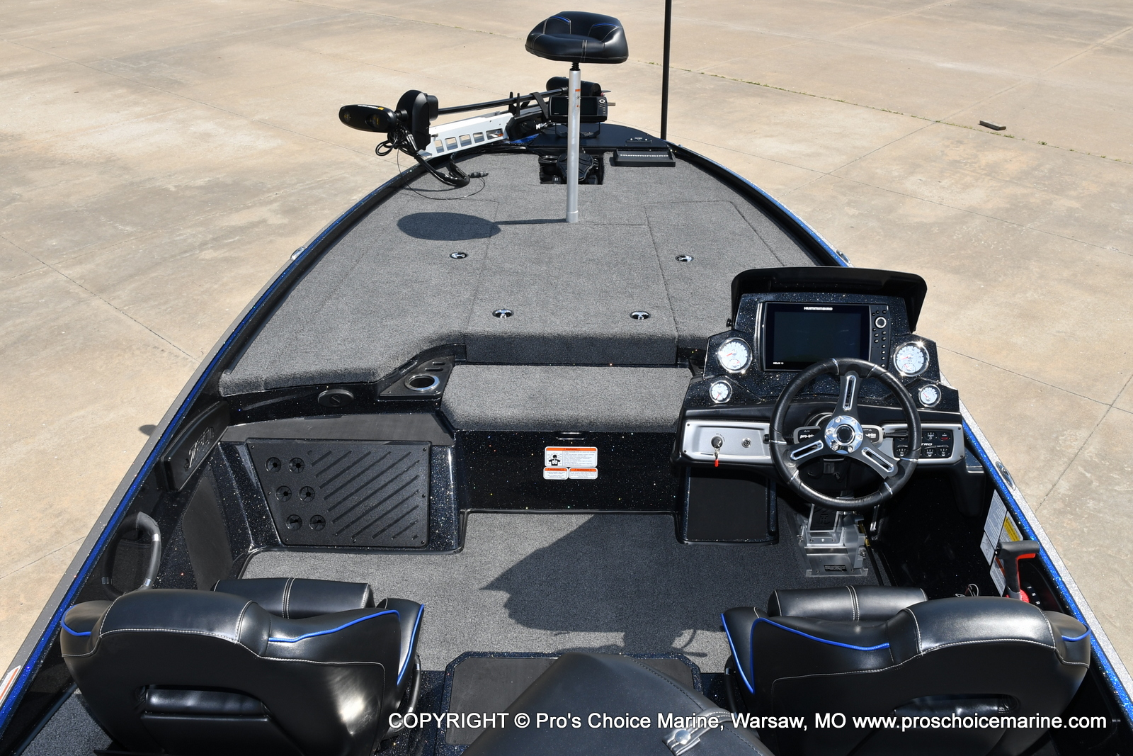 2021 Nitro boat for sale, model of the boat is Z20 PRO PACKAGE & Image # 12 of 50