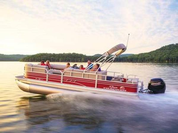 2020 Sun Tracker boat for sale, model of the boat is SportFish™ 22 DLX & Image # 1 of 1