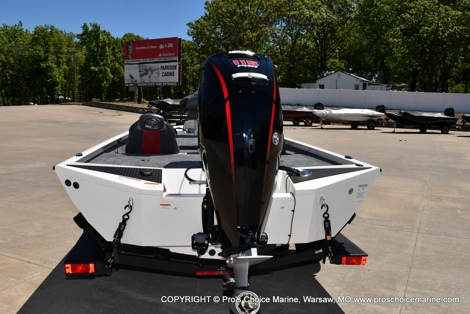 2021 Ranger Boats boat for sale, model of the boat is RT188P w/115HP Pro-XS CT w/COIN BOX & Image # 5 of 50