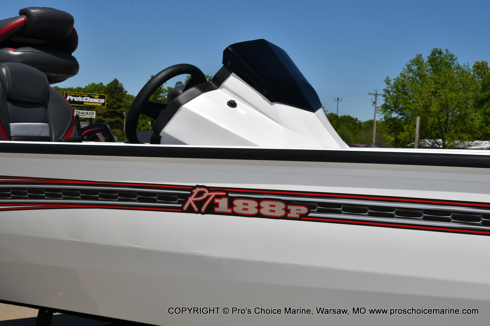 2021 Ranger Boats boat for sale, model of the boat is RT188P w/115HP Pro-XS CT w/COIN BOX & Image # 41 of 50