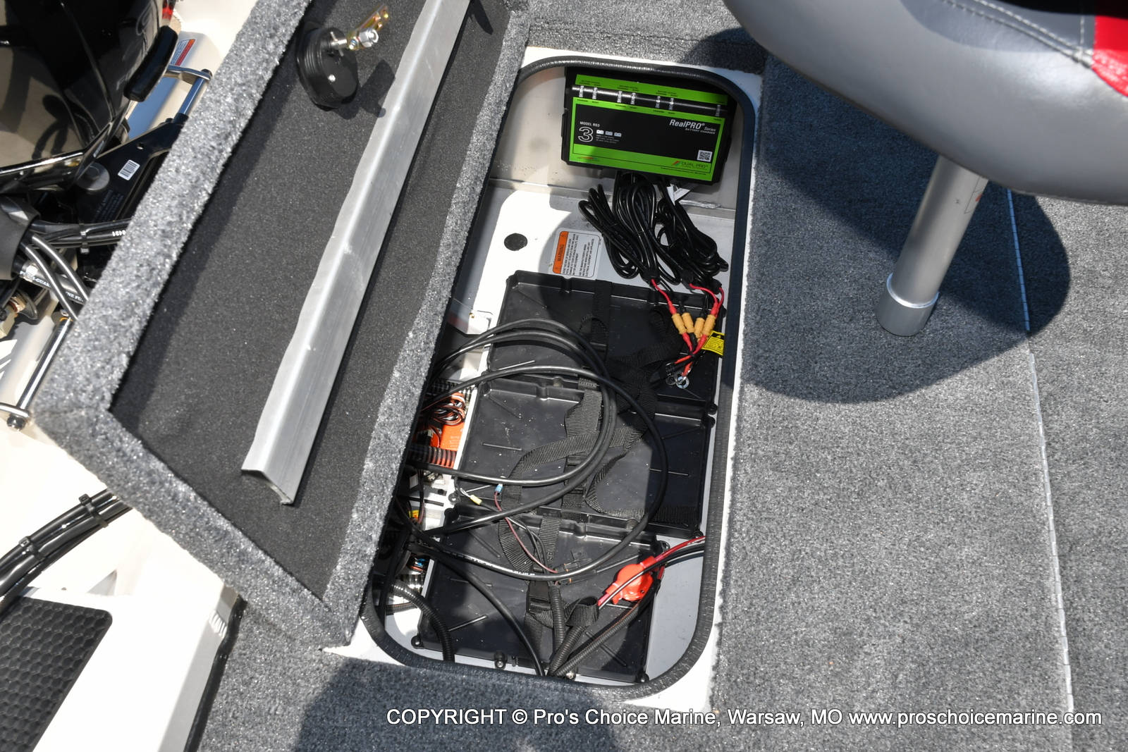 2021 Ranger Boats boat for sale, model of the boat is RT188P w/115HP Pro-XS CT w/COIN BOX & Image # 48 of 50