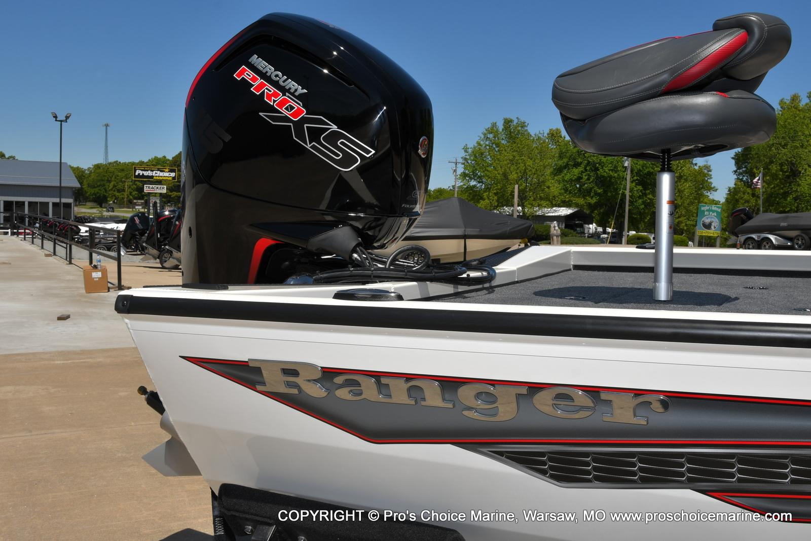 2021 Ranger Boats boat for sale, model of the boat is RT188P w/115HP Pro-XS CT w/COIN BOX & Image # 50 of 50