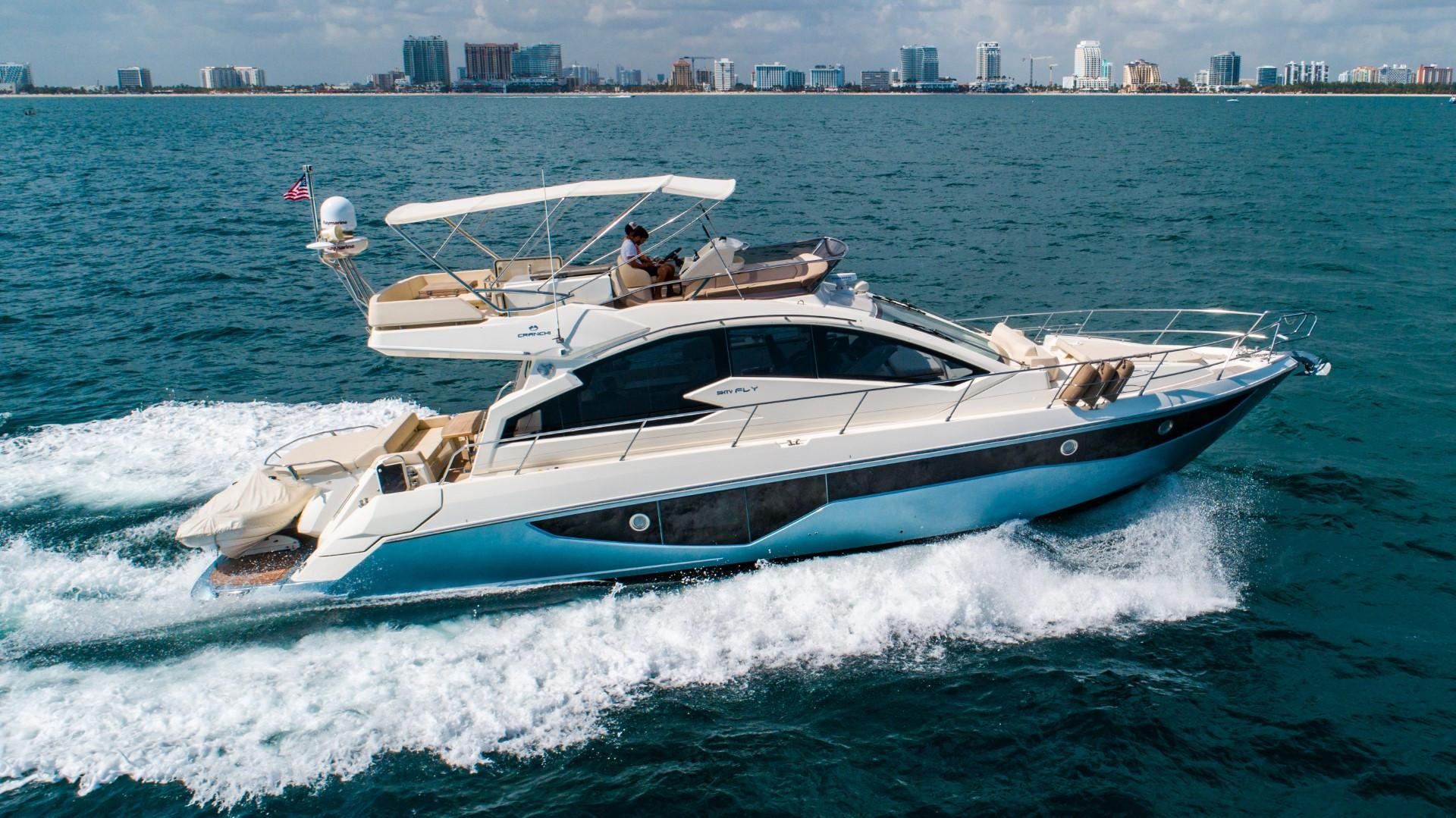 Picture Of:  60' Cranchi 60 FLY 2016Yacht For Sale   72
