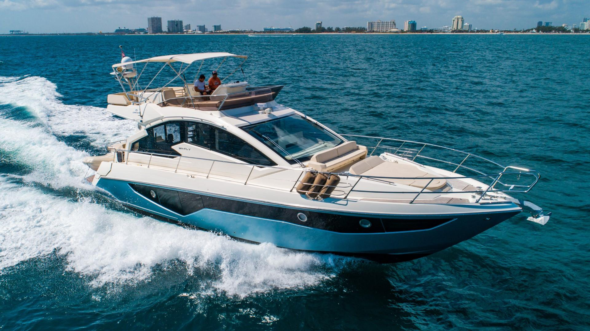 Picture Of:  60' Cranchi 60 FLY 2016Yacht For Sale   3 of 72