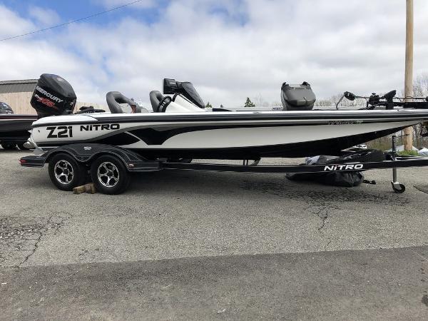 2016 Nitro boat for sale, model of the boat is Z21 & Image # 1 of 23