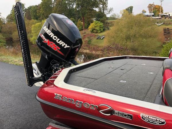 2017 Ranger Boats boat for sale, model of the boat is Z520C & Image # 3 of 20