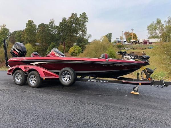 2017 Ranger Boats boat for sale, model of the boat is Z520C & Image # 1 of 20