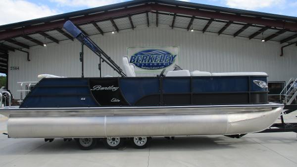 2021 Bentley boat for sale, model of the boat is Elite 223 Swingback (Full Tube) & Image # 3 of 61