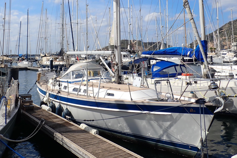 Hallberg-Rassy 43 MK II for sale