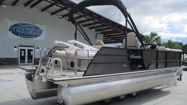 2021 Bentley boat for sale, model of the boat is Elite 223 Swingback (Full Tube) & Image # 5 of 52