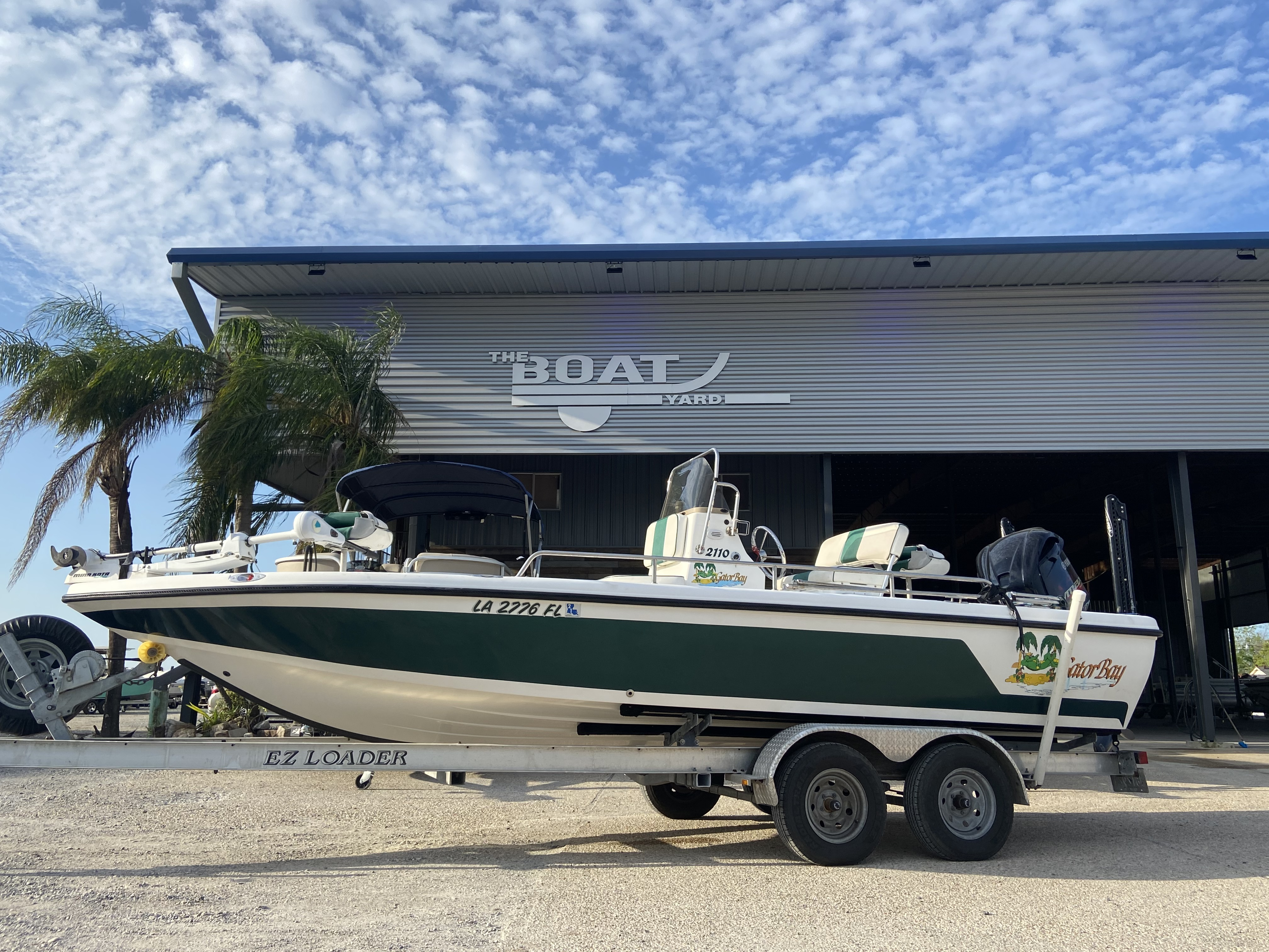 2005 ProGator boat for sale, model of the boat is 2110 CC & Image # 1 of 18