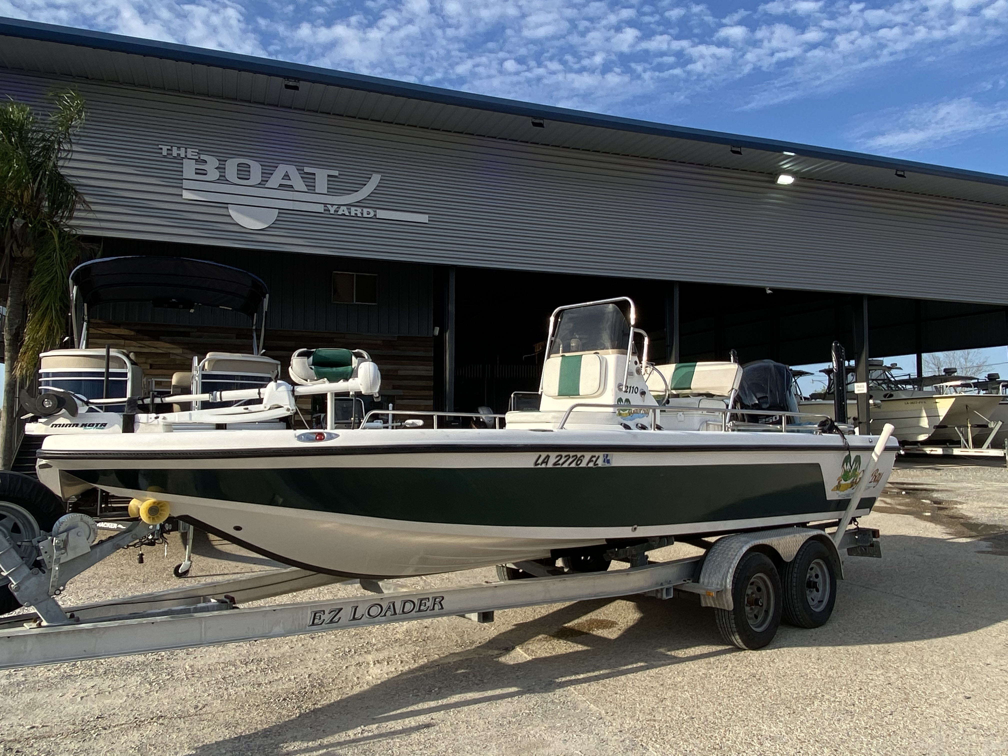 2005 ProGator boat for sale, model of the boat is 2110 CC & Image # 2 of 18