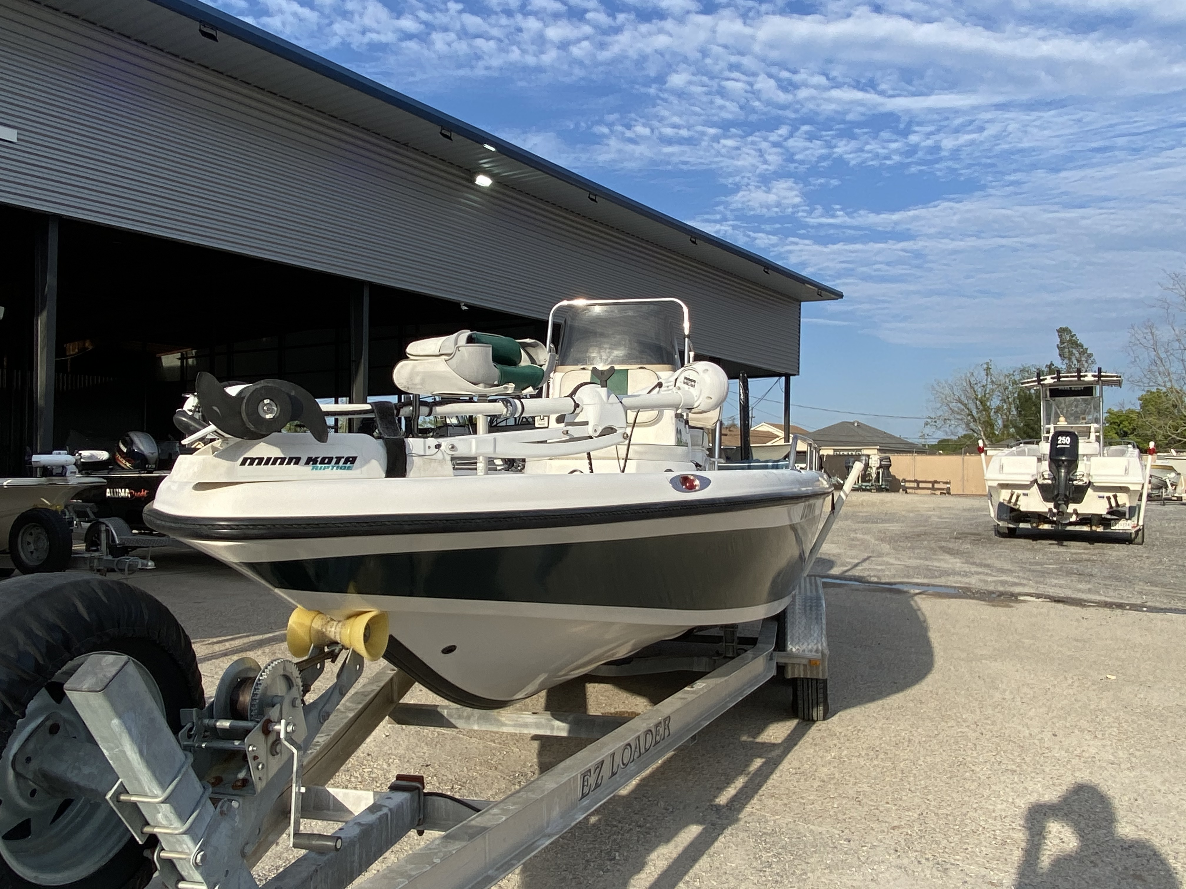 2005 ProGator boat for sale, model of the boat is 2110 CC & Image # 4 of 18