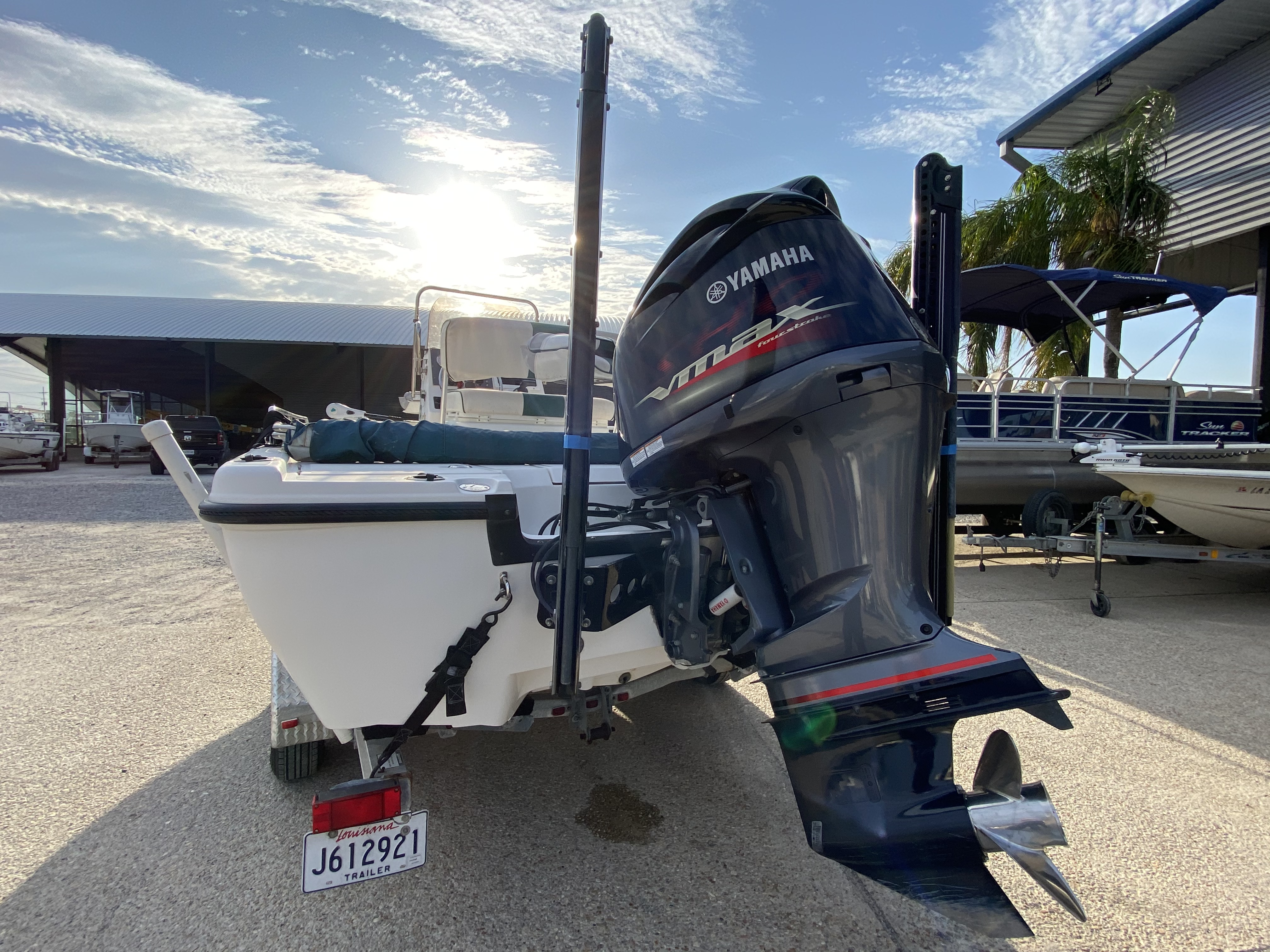 2005 ProGator boat for sale, model of the boat is 2110 CC & Image # 5 of 18