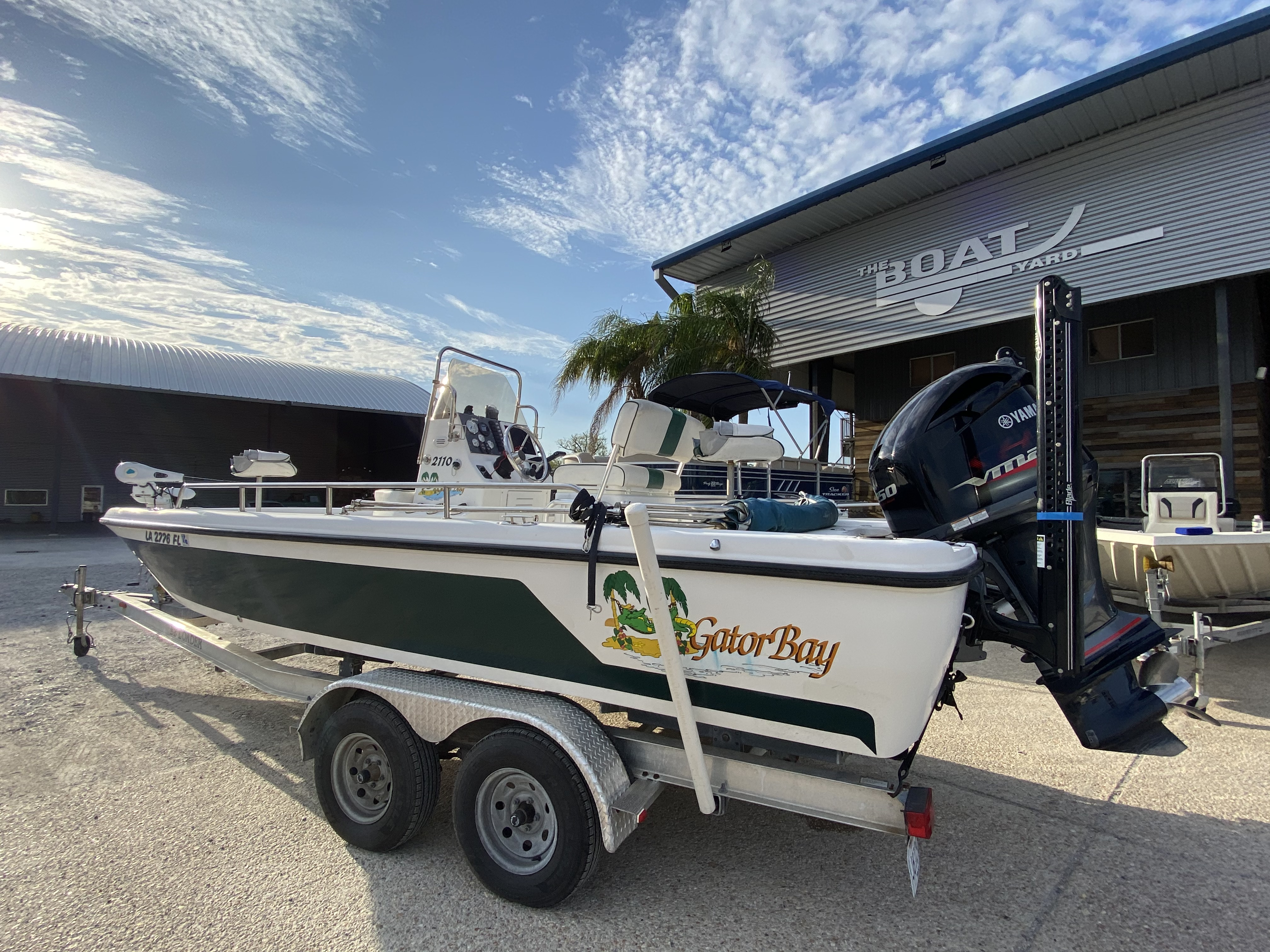 2005 ProGator boat for sale, model of the boat is 2110 CC & Image # 6 of 18