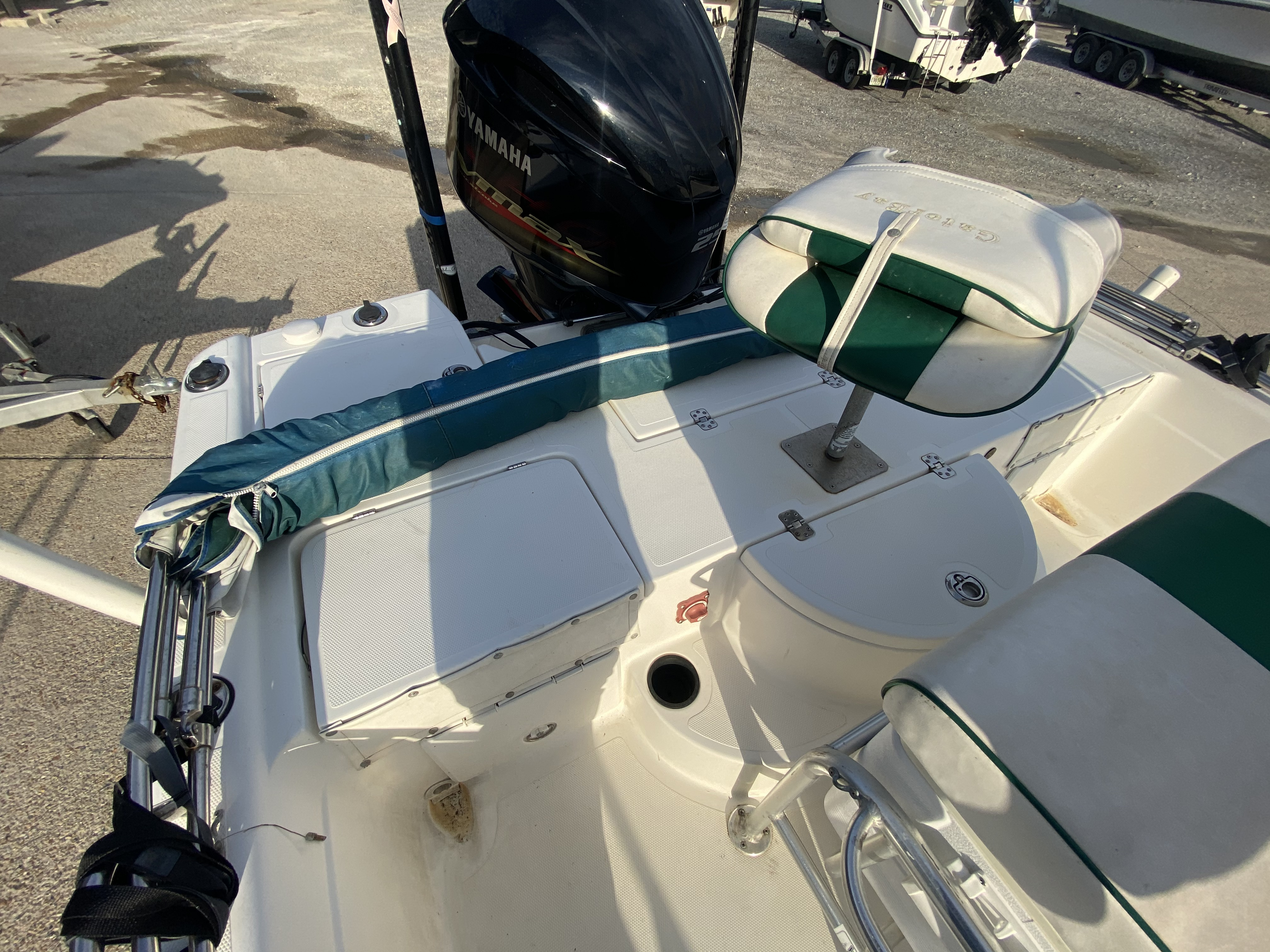 2005 ProGator boat for sale, model of the boat is 2110 CC & Image # 10 of 18