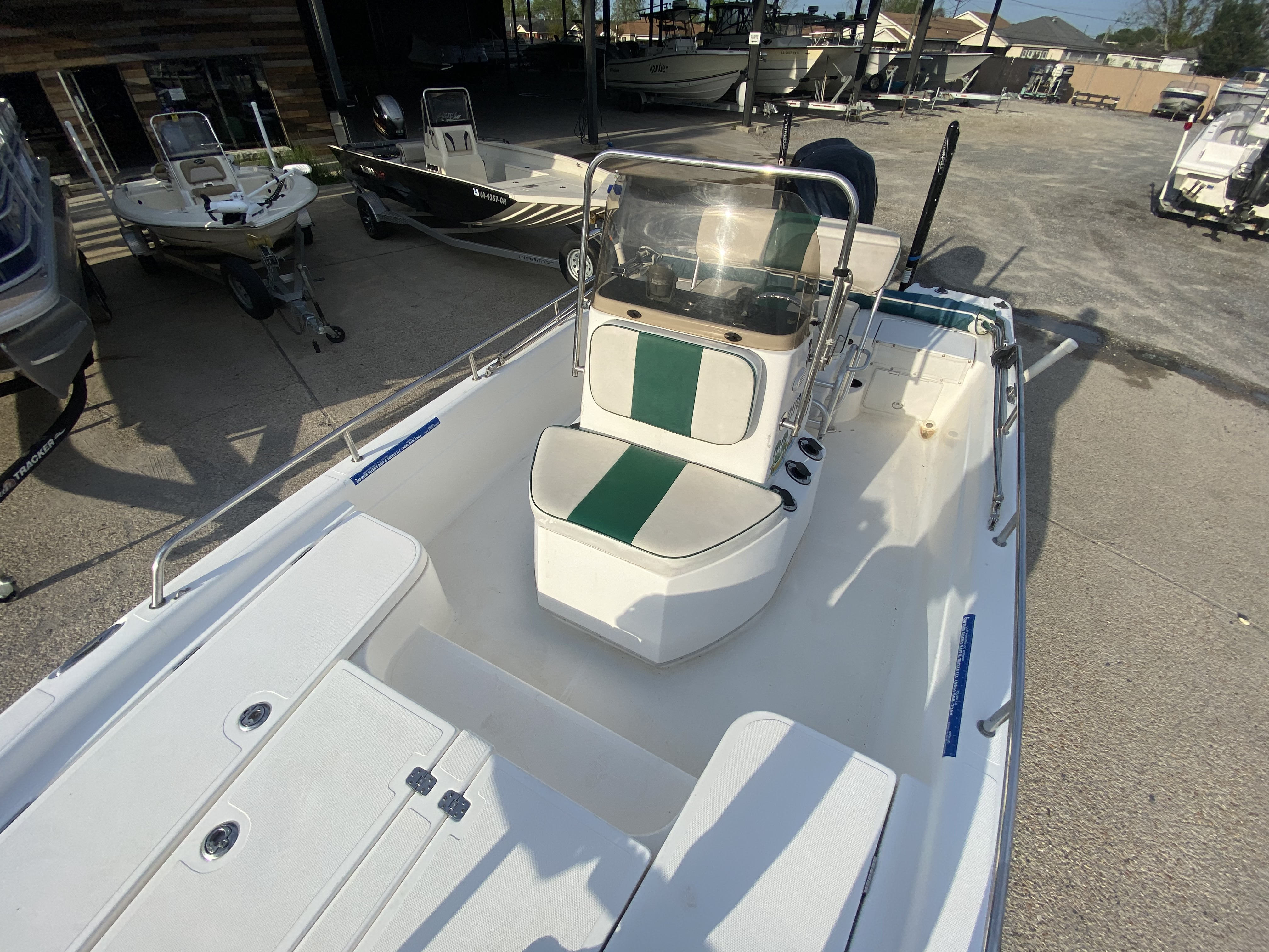 2005 ProGator boat for sale, model of the boat is 2110 CC & Image # 12 of 18