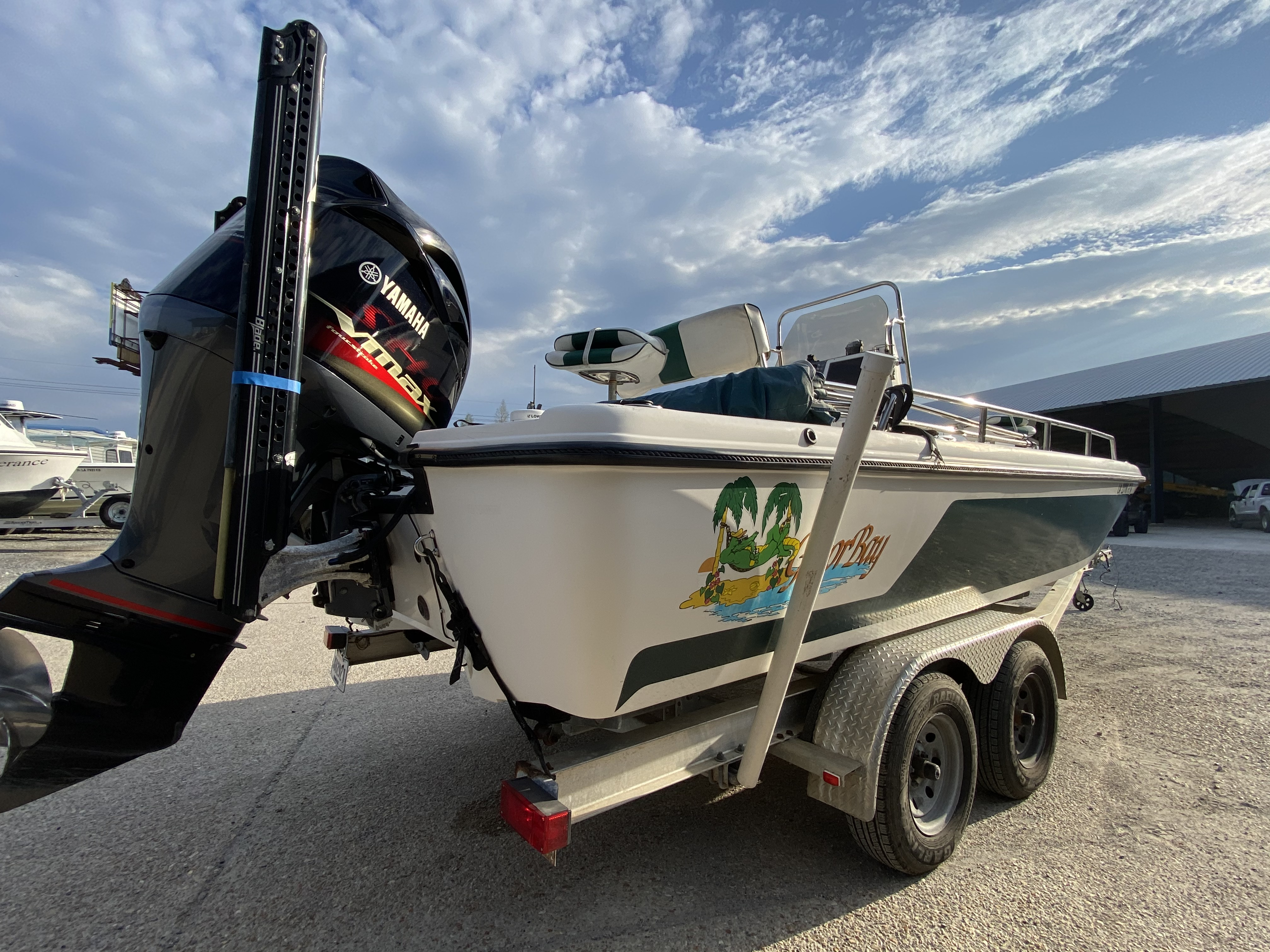 2005 ProGator boat for sale, model of the boat is 2110 CC & Image # 13 of 18