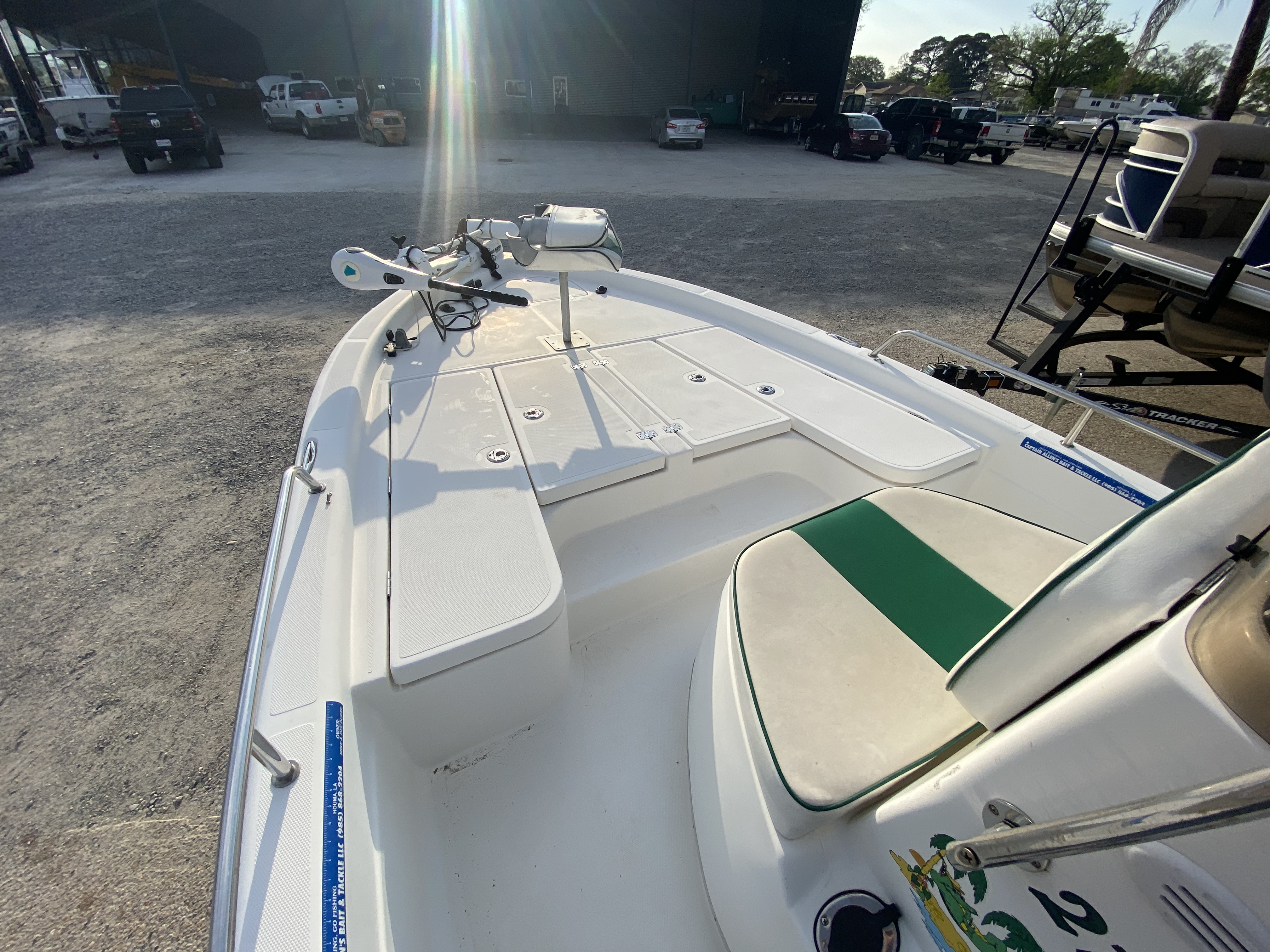 2005 ProGator boat for sale, model of the boat is 2110 CC & Image # 14 of 18