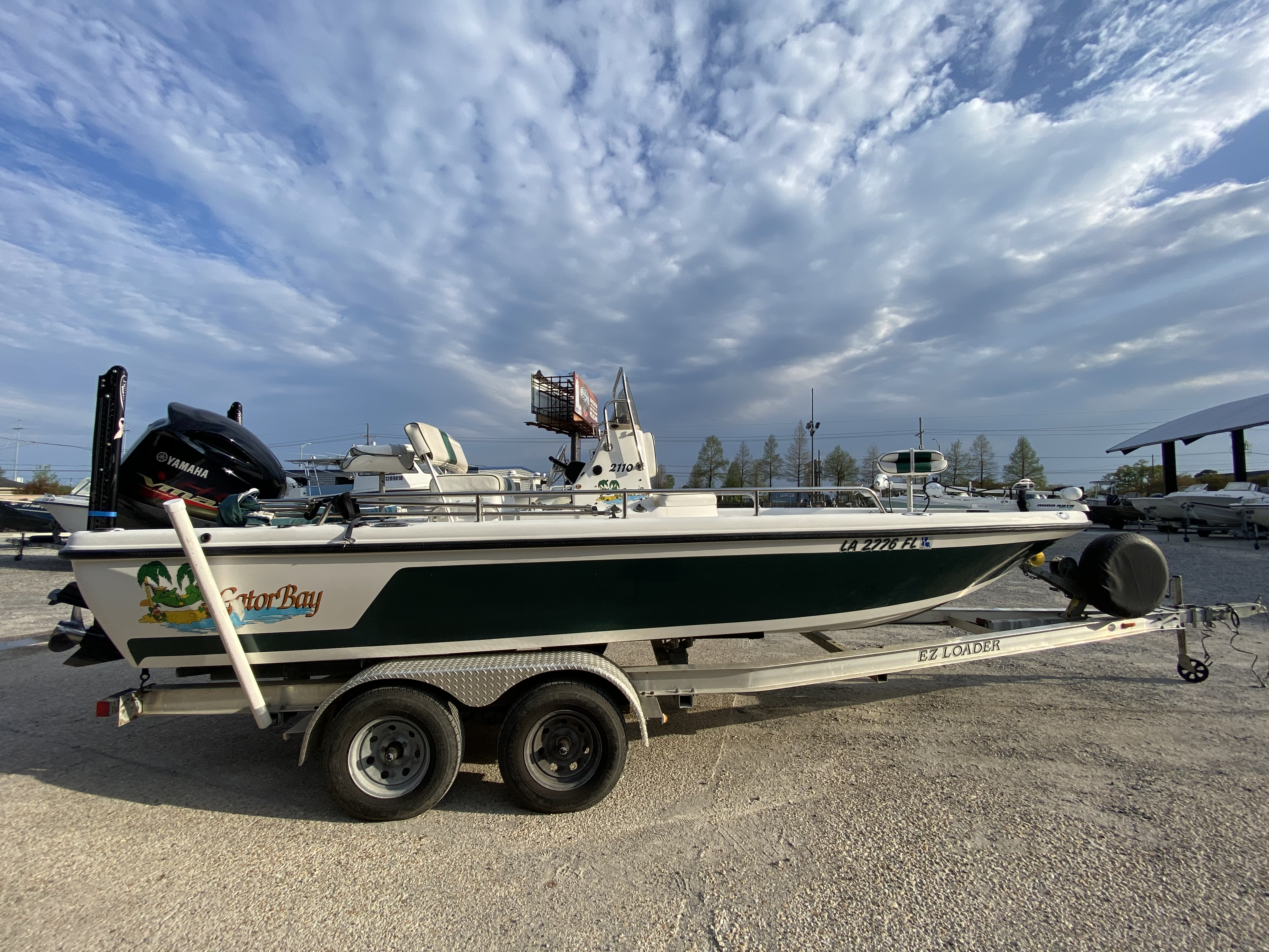 2005 ProGator boat for sale, model of the boat is 2110 CC & Image # 16 of 18