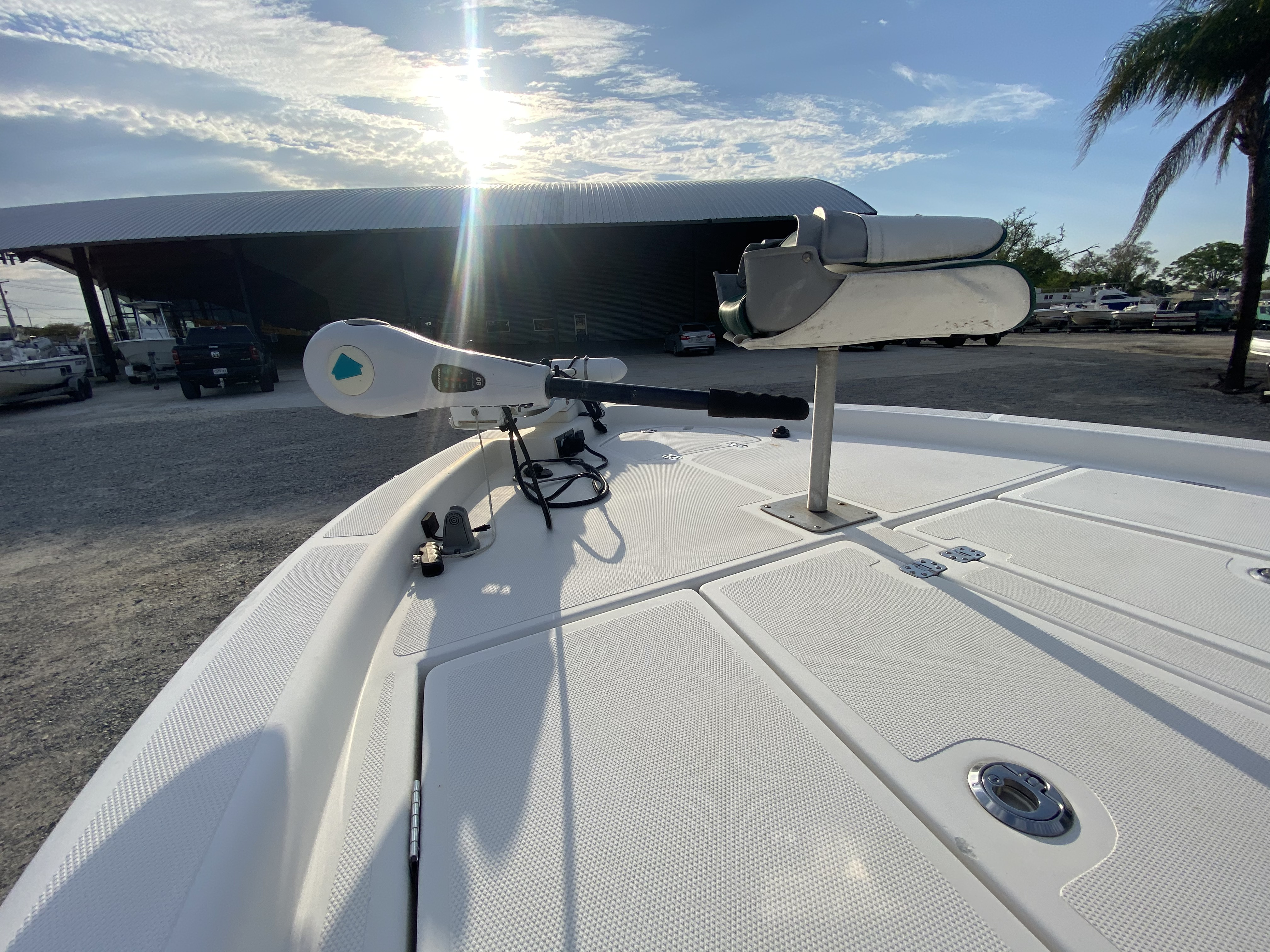 2005 ProGator boat for sale, model of the boat is 2110 CC & Image # 18 of 18