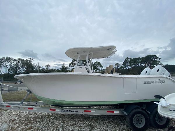 2021 Sea Pro 259DLX