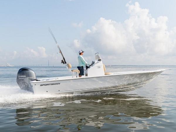 2021 Sportsman Boats boat for sale, model of the boat is Tournament 234 SBX Boat & Image # 1 of 1