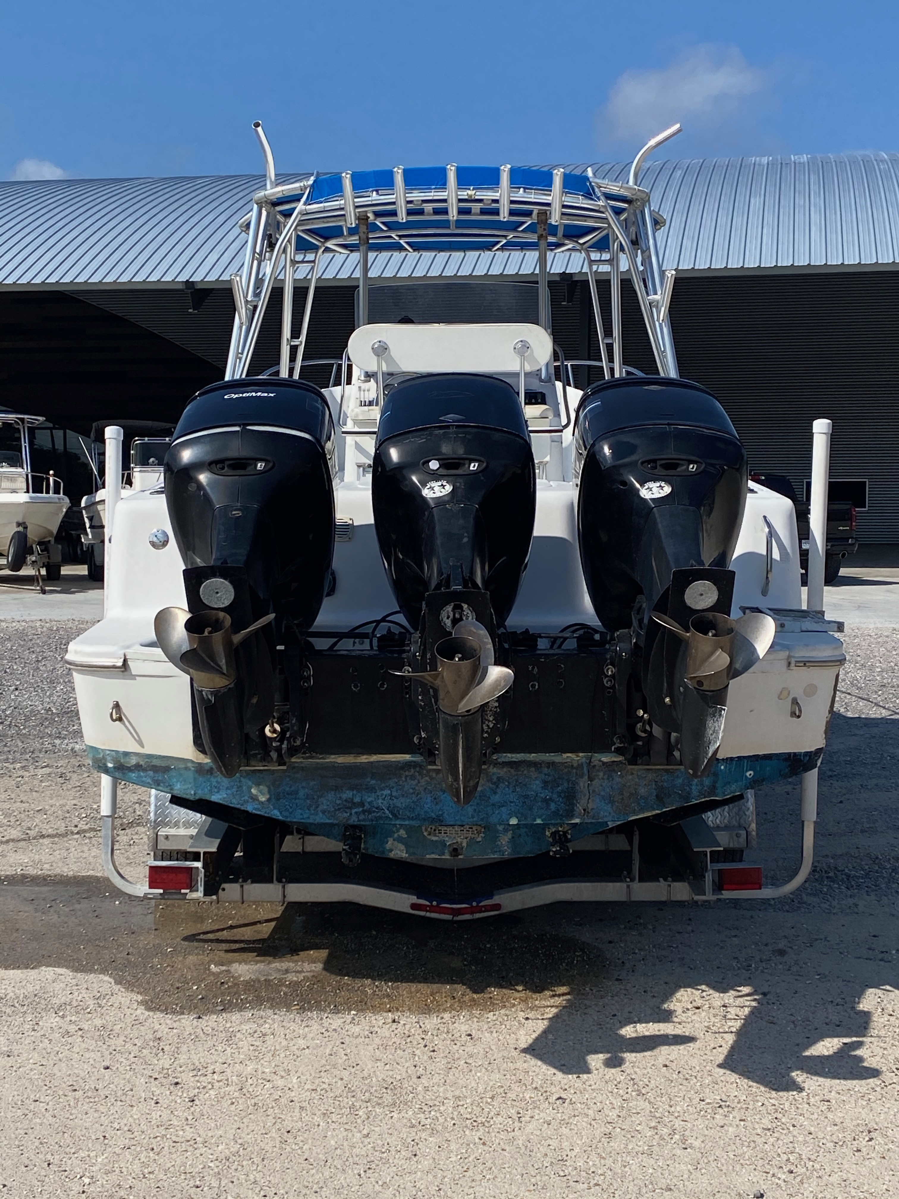 1999 Pro-Line boat for sale, model of the boat is 3400 SS & Image # 12 of 17