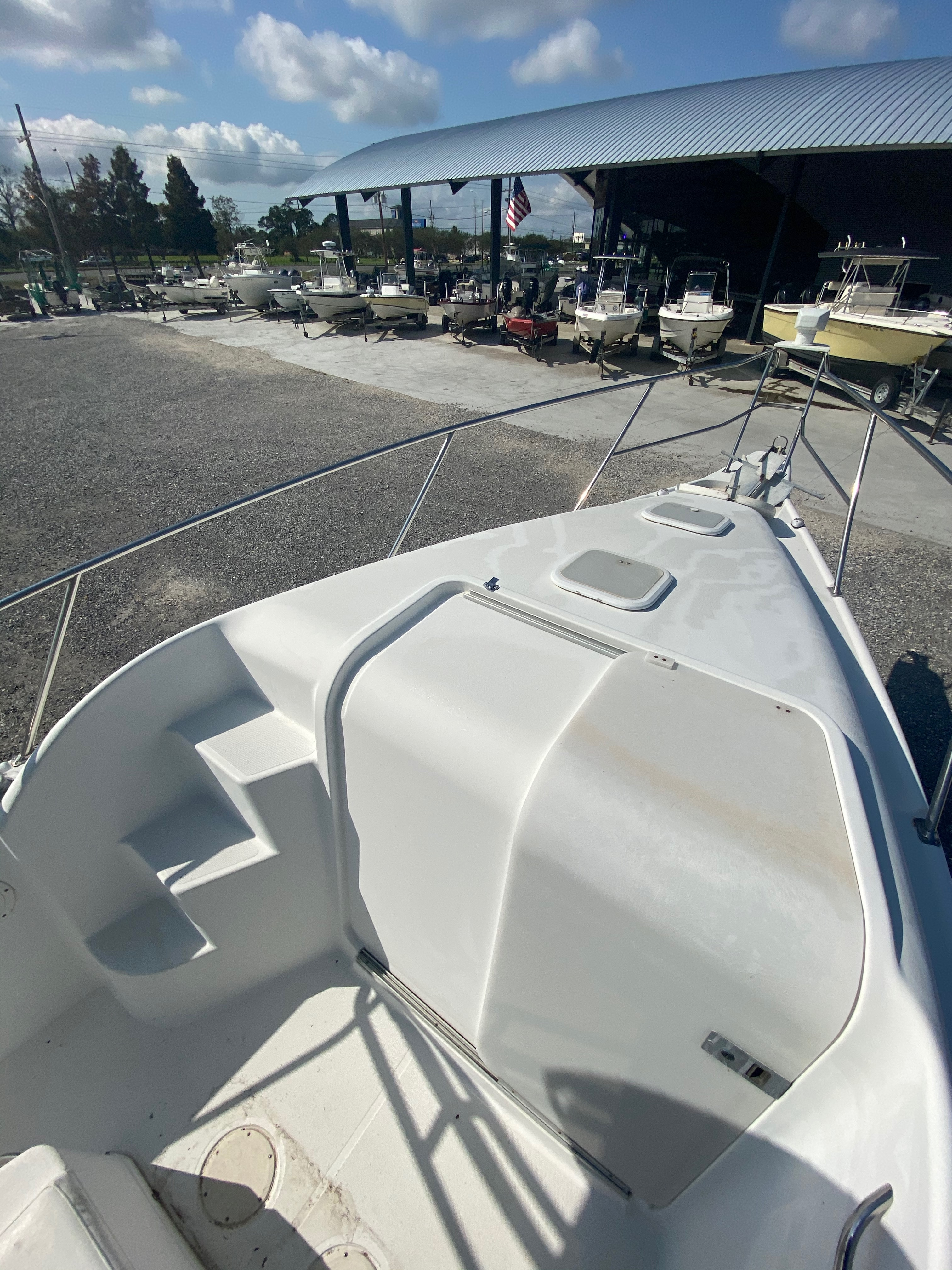 1999 Pro-Line boat for sale, model of the boat is 3400 SS & Image # 3 of 17