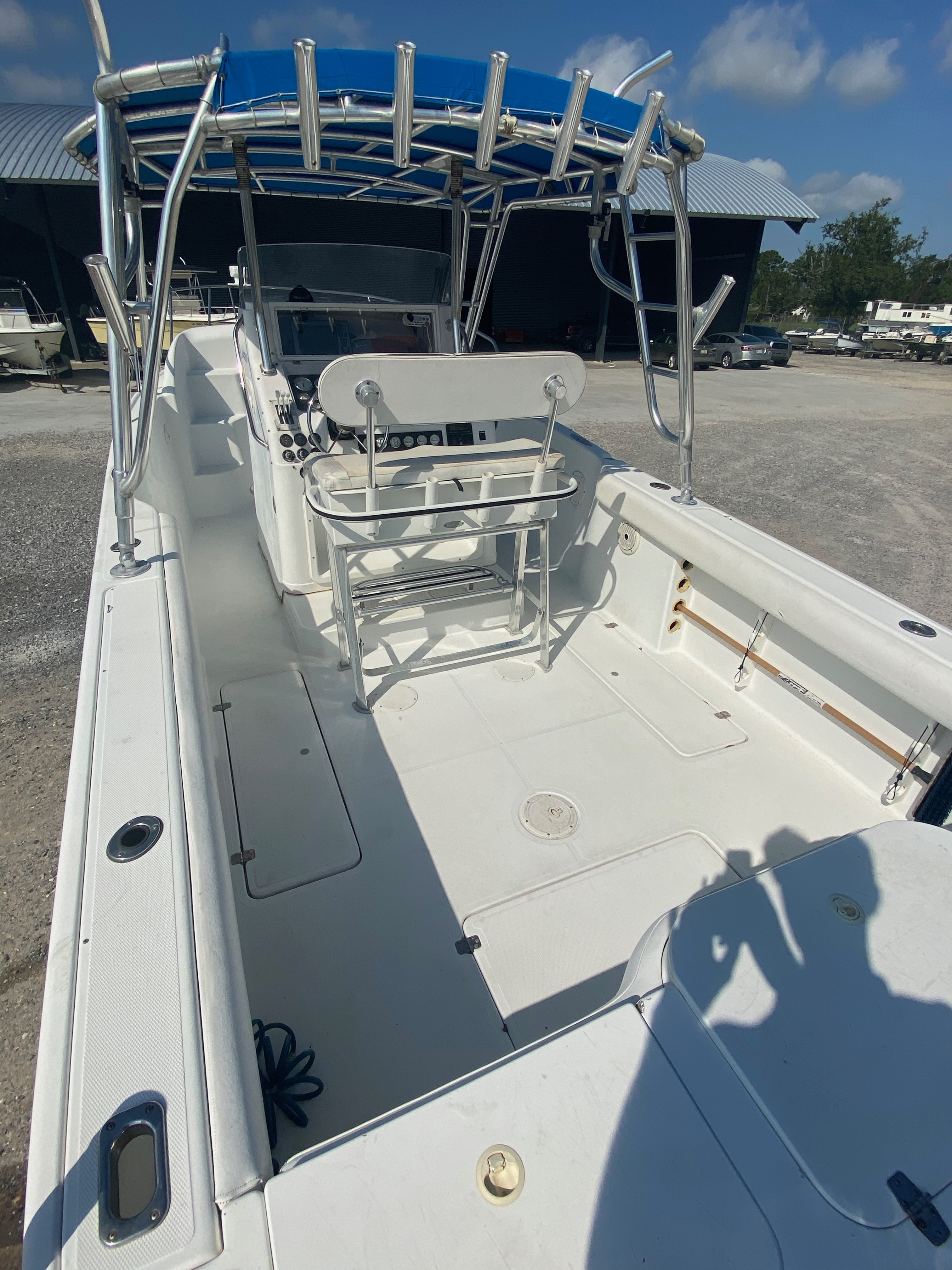 1999 Pro-Line boat for sale, model of the boat is 3400 SS & Image # 14 of 17