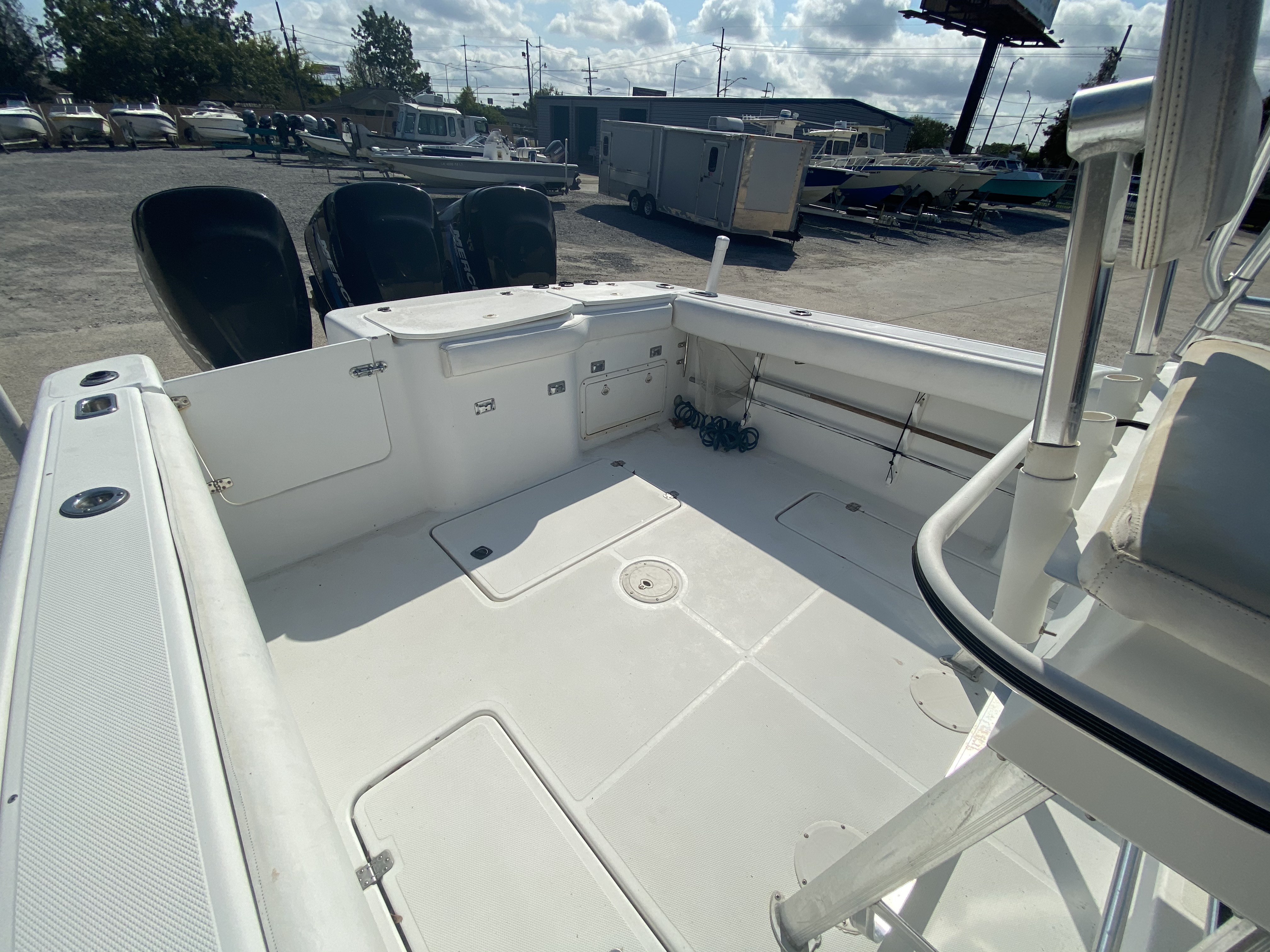 1999 Pro-Line boat for sale, model of the boat is 3400 SS & Image # 15 of 17