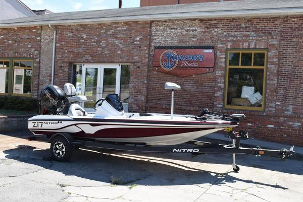 2020 Nitro boat for sale, model of the boat is Z17 & Image # 3 of 41