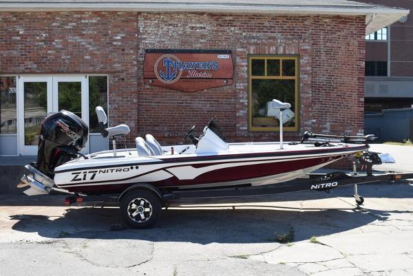 2020 Nitro boat for sale, model of the boat is Z17 & Image # 5 of 41