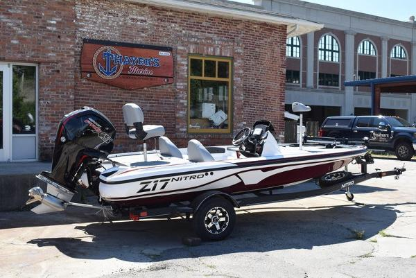 2020 Nitro boat for sale, model of the boat is Z17 & Image # 14 of 41