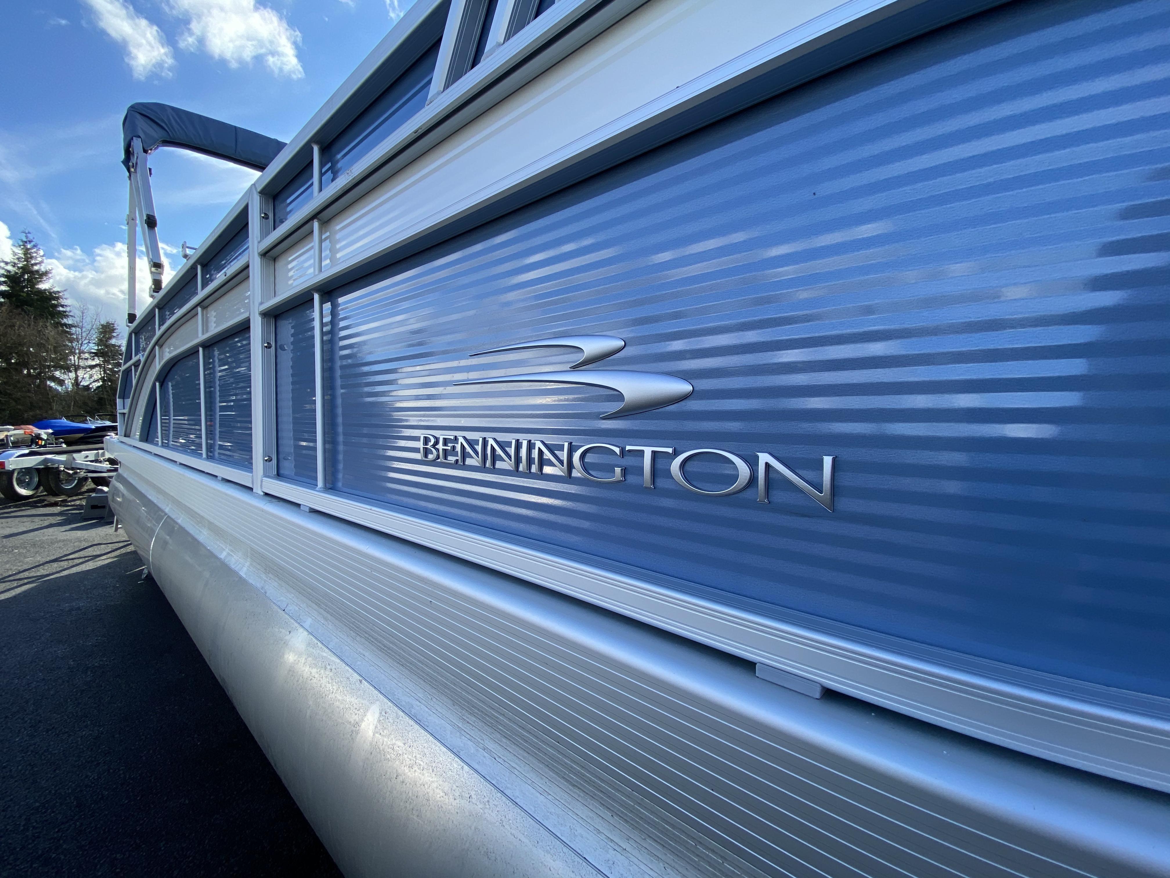 2021 Bennington 22 SS BXSD