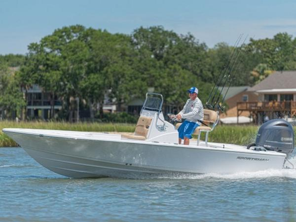 2021 Sportsman Boats boat for sale, model of the boat is Tournament 214 SBX Boat & Image # 1 of 1