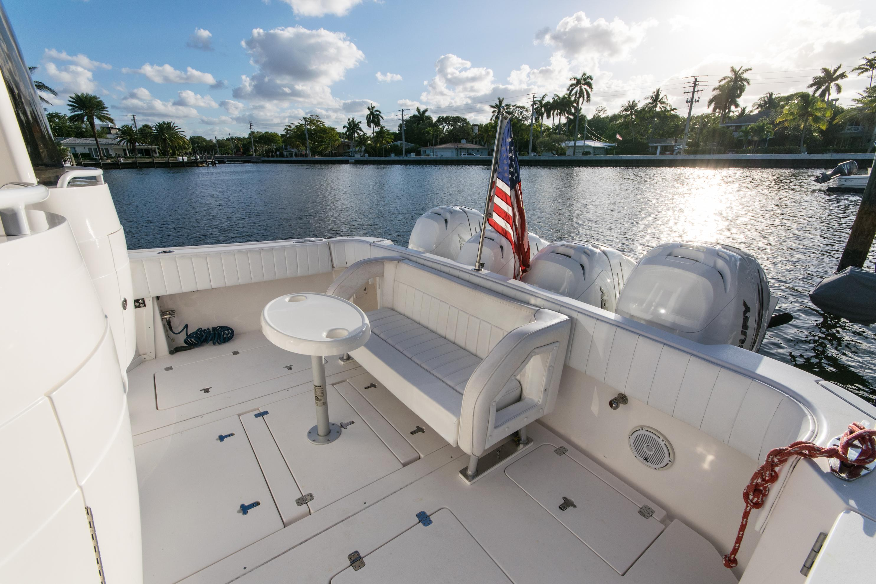 2012 Intrepid 475 Sport Yacht