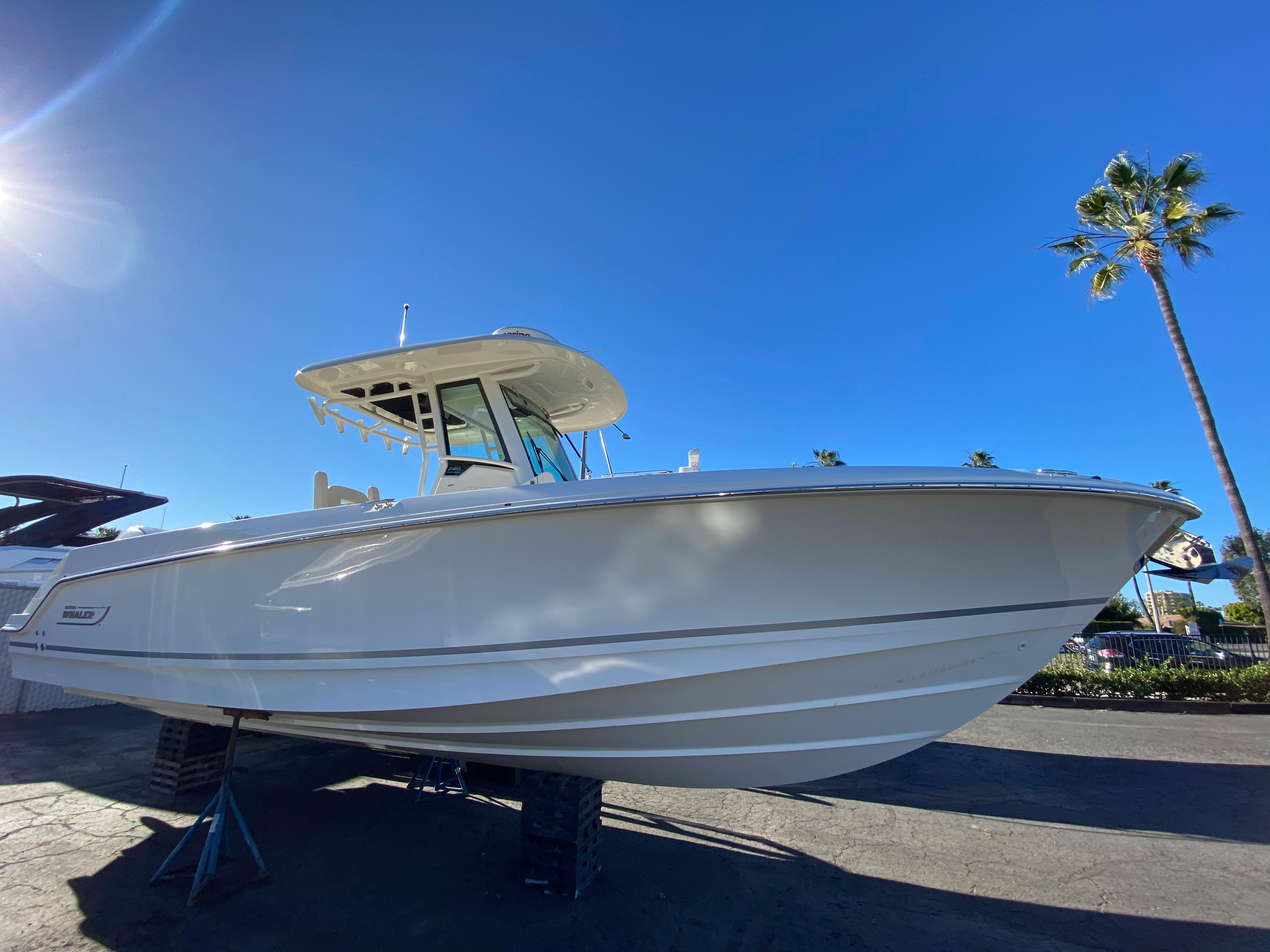 2021 Boston Whaler 280 Outrage #BW1196K inventory image at Sun Country Inland in Irvine
