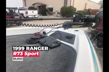 Ranger R73 SPORT video