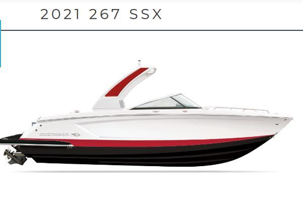 2021 Chaparral 267 SSX